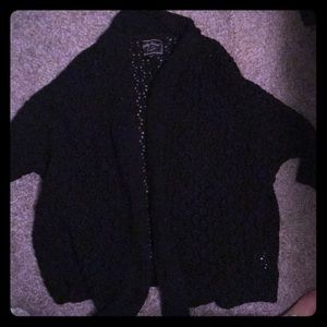 Pointelle Stitch Lucky Brand Sweater